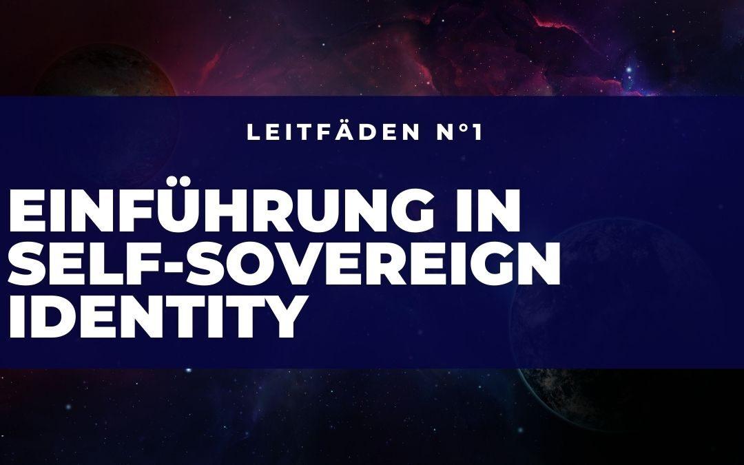 Einführung in Self-Sovereign Identity